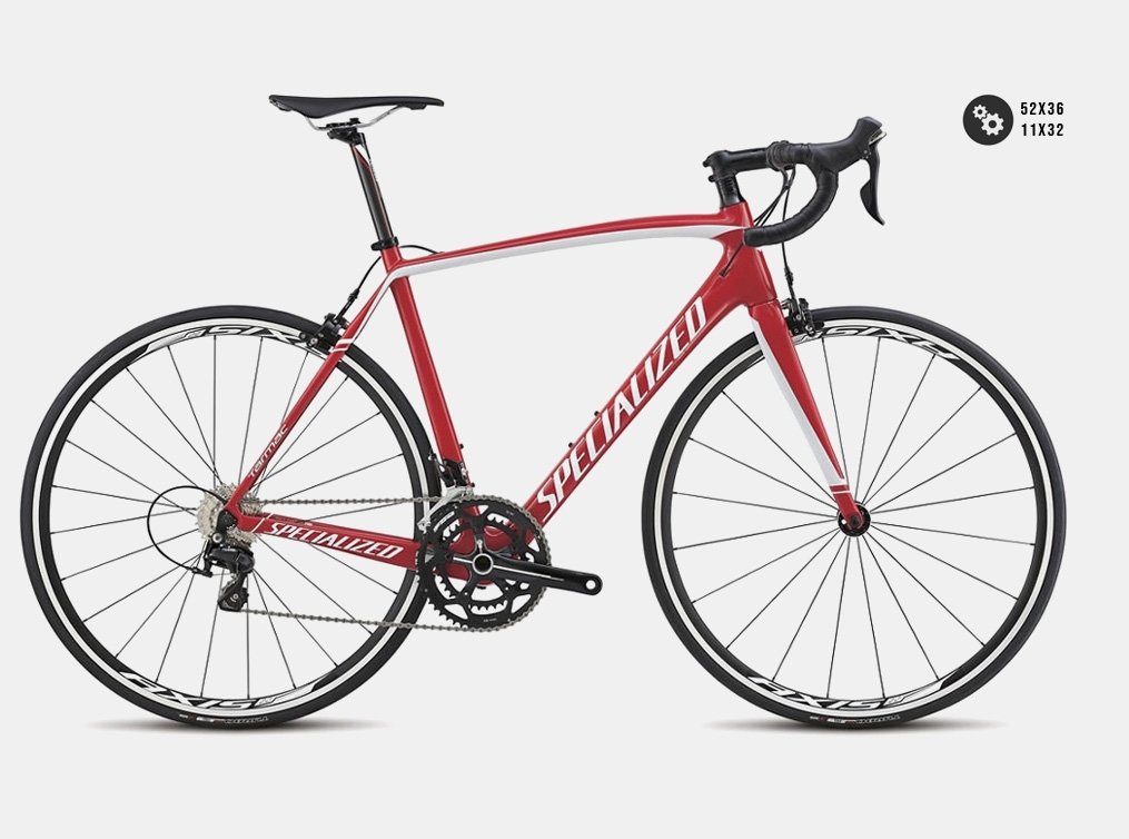 Specialized Tarmac Sport 105 2015